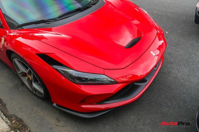 Bóc tách Ferrari F8 Tributo của doanh nhân Nguyễn Quốc Cường: Riêng tiền option lên tới hơn 800 triệu đồng - Ảnh 2.