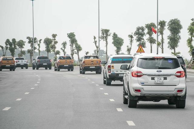 Hiểu đúng về hiện tượng ngấm/rò rỉ dầu trên SUV và bán tải Ford tại Việt Nam - Ảnh 5.