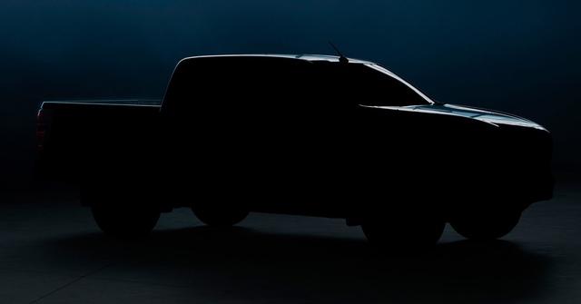 Mazda BT-50 thế hệ mới lại nhá hàng, chuẩn bị cho lễ ra mắt ngày mai - Ảnh 2.