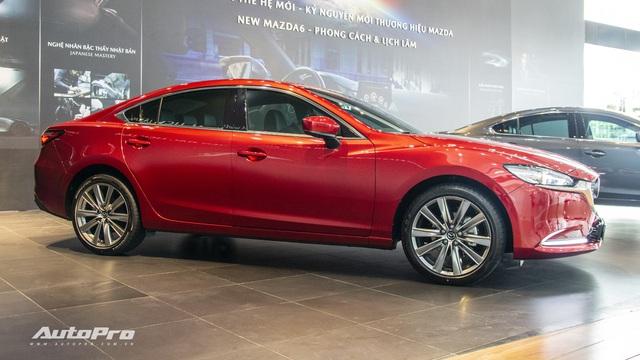 Ra mắt Mazda6 2020: Thêm loạt công nghệ, giá 'rẻ như hạng C' - Ảnh 1.