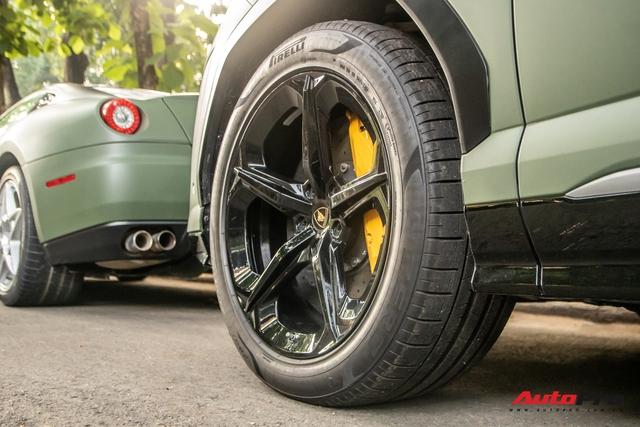 Lamborghini Urus của ông Đặng Lê Nguyên Vũ lần đầu lăn bánh trên đường phố - Ngôi sao của HTTTT 2020 - Ảnh 8.