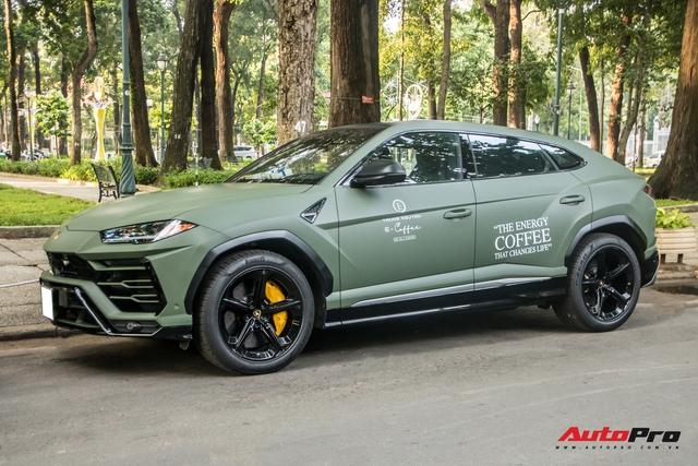 Lamborghini Urus của ông Đặng Lê Nguyên Vũ lần đầu lăn bánh trên đường phố - Ngôi sao của HTTTT 2020 - Ảnh 9.