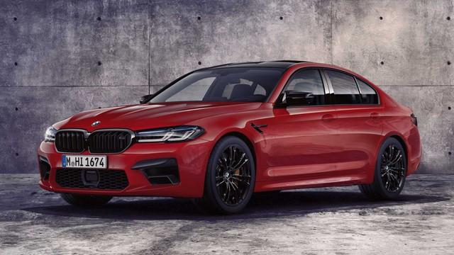 Ra mắt BMW M5 2020: Vóc dáng mới, công nghệ tân tiến để tối đầu Mercedes-AMG E 63 - Ảnh 1.