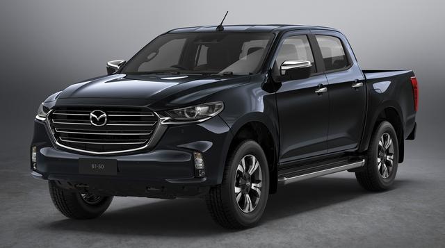 Ra mắt Mazda BT-50 2021: Giống CX-5, khung gầm D-Max, sẵn sàng về Việt Nam đấu Ford Ranger - Ảnh 1.