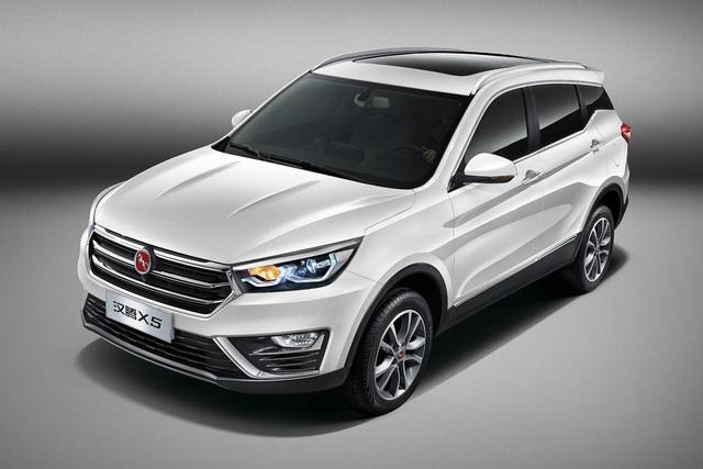 SUV Trung Quốc lạ lộ diện tại Việt Nam: Giá hơn 600 triệu đồng, đấu Honda CR-V - Ảnh 2.