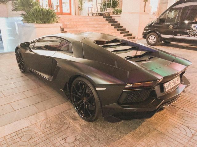 Lamborghini Aventador từng của ông Đặng Lê Nguyên Vũ dạt tới Đà Nẵng, đồ độ đã không cánh mà bay - Ảnh 2.