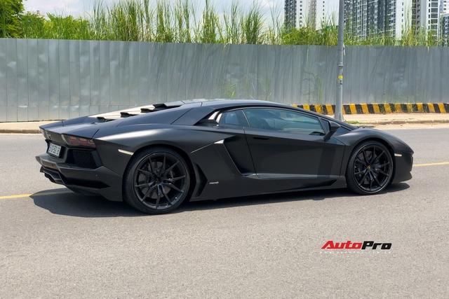 Lamborghini Aventador từng của ông Đặng Lê Nguyên Vũ dạt tới Đà Nẵng, đồ độ đã không cánh mà bay - Ảnh 6.