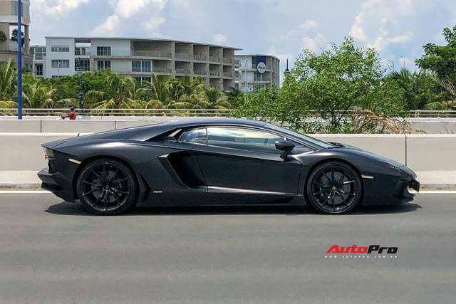 Lamborghini Aventador từng của ông Đặng Lê Nguyên Vũ dạt tới Đà Nẵng, đồ độ đã không cánh mà bay - Ảnh 3.