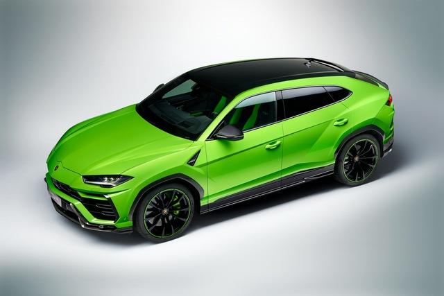 Lamborghini Urus lần đầu có bản độ chính hãng - Liệu đủ hút hồn giới đại gia Việt đặt hàng về nước? - Ảnh 1.