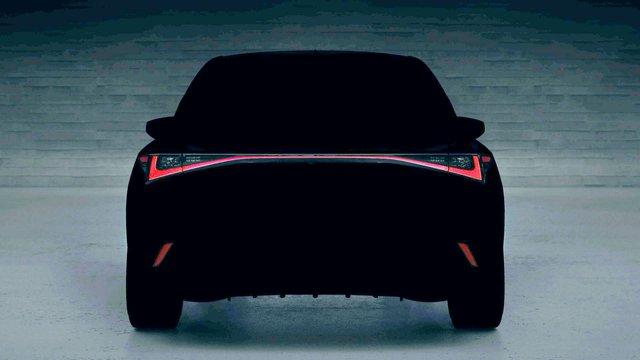 Lexus IS đời mới lộ diện lần đầu, chốt ngày ra mắt đầu tháng 6 đấu Mercedes-Benz C-Class, BMW 3-Series - Ảnh 2.