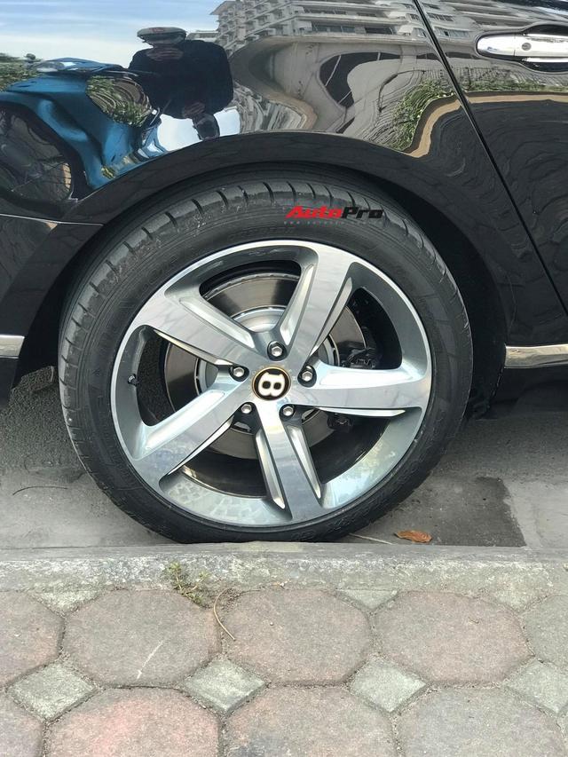 Bắt gặp Bentley Mulsanne Speed đời mới cực hiếm tại Việt Nam, giá bán là chi tiết khiến nhiều người tò mò - Ảnh 4.