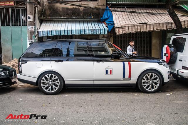 Minh 'nhựa' chia tay thêm Range Rover Autobiography từng đưa dâu con gái sau khi bán Lamborghini Urus - Ảnh 4.