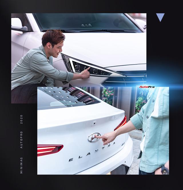 Người dùng đánh giá Hyundai Elantra: '300 triệu, phải mua một chiếc xe rộng rãi nhất trong tầm giá' - Ảnh 5.