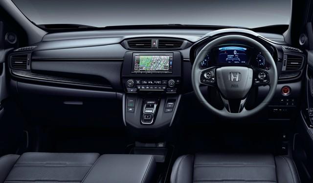 Thao thức với Honda CR-V Black Edition đẹp hút hồn - Ảnh 2.