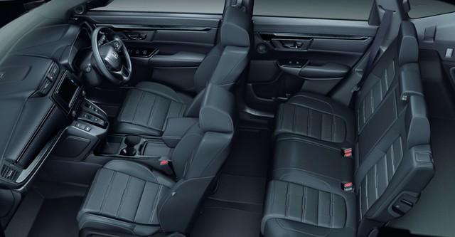 Thao thức với Honda CR-V Black Edition đẹp hút hồn - Ảnh 3.