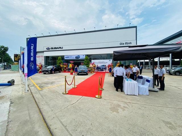 Subaru mở đại lý thứ 12, mở rộng ảnh hưởng tại Sài Gòn - Ảnh 1.