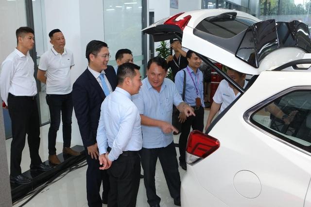 Subaru mở đại lý thứ 12, mở rộng ảnh hưởng tại Sài Gòn - Ảnh 2.