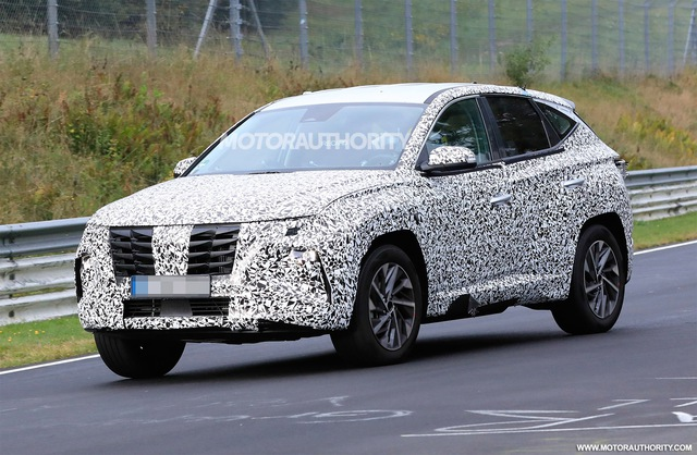 Hyundai xác nhận ra mắt Tucson mới vào năm sau - Lời đe doạ gửi đến Honda CR-V và Mazda CX-5 - Ảnh 2.