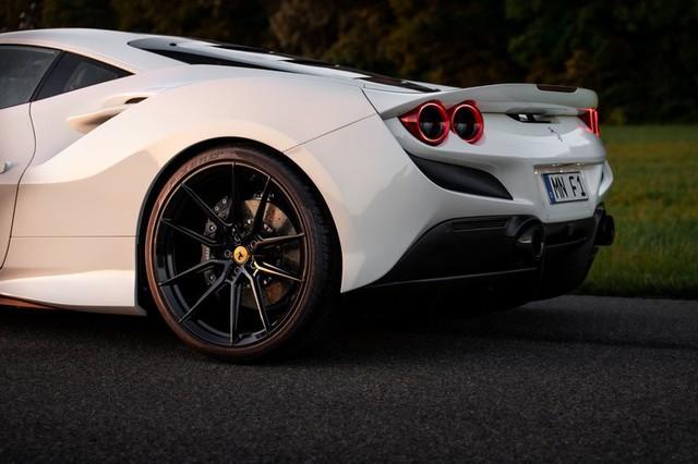 Ferrari F8 Tributo mạnh mẽ hơn sau khi qua tay hãng độ Novitec - Ảnh 6.