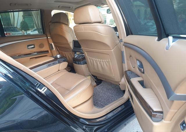 [20h Xe Cũ] Khấu hao như BMW 750 Li 2007, giá xe sau 13 năm rẻ hơn tiền đóng phí trước bạ khi mua mới - Ảnh 4.