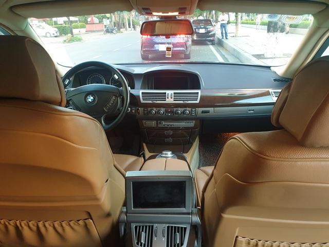 [20h Xe Cũ] Khấu hao như BMW 750 Li 2007, giá xe sau 13 năm rẻ hơn tiền đóng phí trước bạ khi mua mới - Ảnh 3.