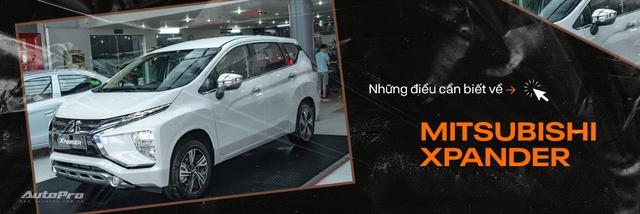Không được ưu đãi trước bạ, Mitsubishi Xpander nhập khẩu tìm cách khuyến mại đẩy giá lăn bánh xuống dưới 600 triệu đồng - Ảnh 4.