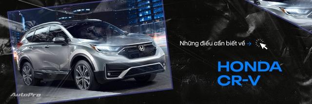 10 điểm sáng trên Honda CR-V 2020 để giữ ngôi vua doanh số phân khúc - Ảnh 11.