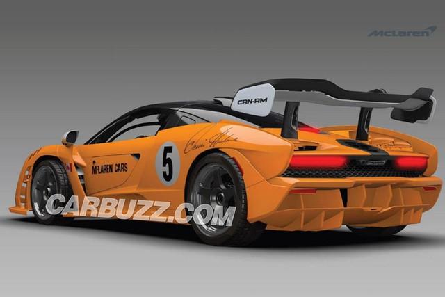 McLaren Senna chuẩn bị được thổi luồng sống mới - Ảnh 3.