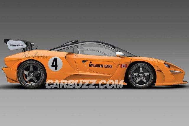 McLaren Senna chuẩn bị được thổi luồng sống mới - Ảnh 2.