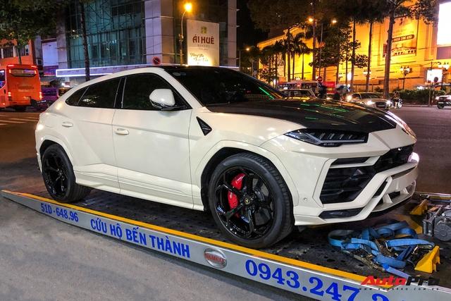 Đại gia Bạc Liêu tậu Lamborghini Urus cũ Minh nhựa, độ thêm một chi tiết đắt giá trước khi nhận xe - Ảnh 8.