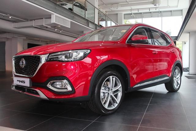 Bộ đôi MG HS và ZS cận kề ngày ra mắt Việt Nam, giá từ 600 triệu cạnh tranh Hyundai Kona và Tucson - Ảnh 2.