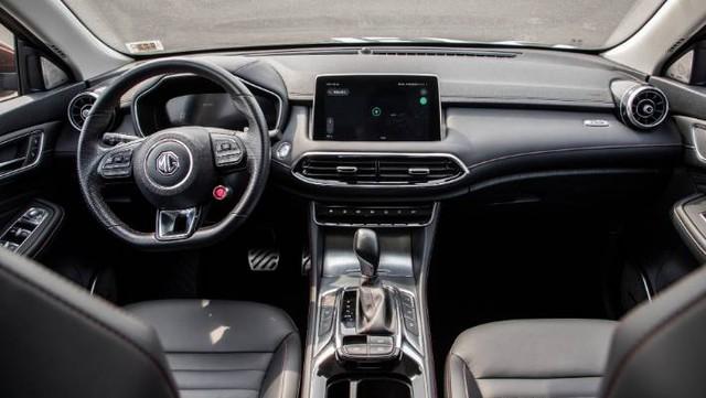 Bộ đôi MG HS và ZS cận kề ngày ra mắt Việt Nam, giá từ 600 triệu cạnh tranh Hyundai Kona và Tucson - Ảnh 3.