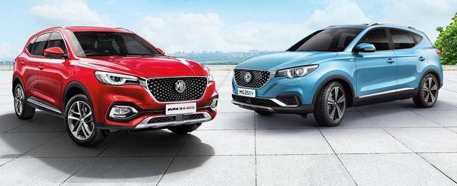 Bộ đôi MG HS và ZS cận kề ngày ra mắt Việt Nam, giá từ 600 triệu cạnh tranh Hyundai Kona và Tucson - Ảnh 1.