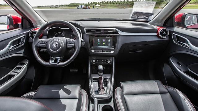 Bộ đôi MG HS và ZS cận kề ngày ra mắt Việt Nam, giá từ 600 triệu cạnh tranh Hyundai Kona và Tucson - Ảnh 5.