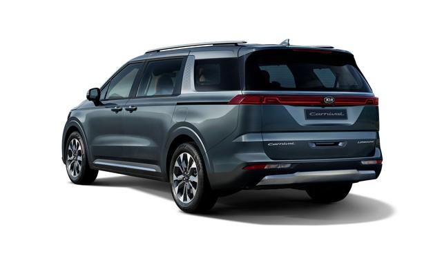 Ra mắt Kia Sedona 2021: Lột xác như SUV, đẹp hệt concept - Ảnh 4.