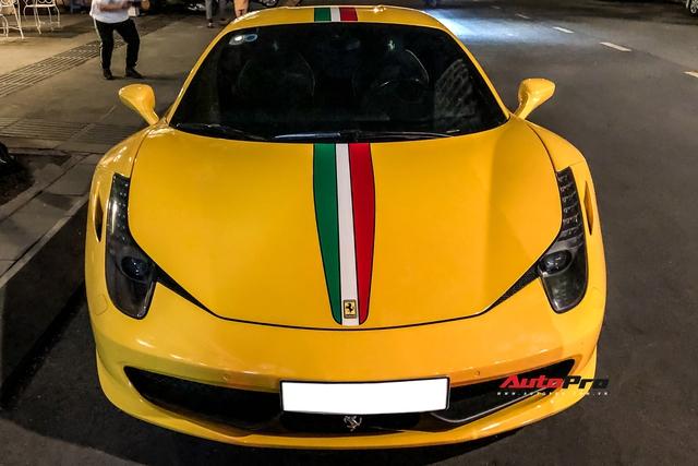 Ferrari 458 Italia khó gặp nhất Việt Nam tái xuất, chủ nhân sở hữu nhiều siêu phẩm, có xe từng của Dũng mặt sắt - Ảnh 3.