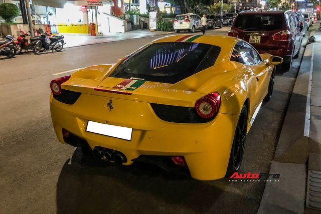 Ferrari 458 Italia khó gặp nhất Việt Nam tái xuất, chủ nhân sở hữu nhiều siêu phẩm, có xe từng của Dũng mặt sắt - Ảnh 2.