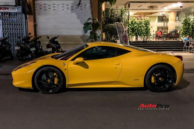 Ferrari 458 Italia khó gặp nhất Việt Nam tái xuất, chủ nhân sở hữu nhiều siêu phẩm, có xe từng của Dũng mặt sắt - Ảnh 14.