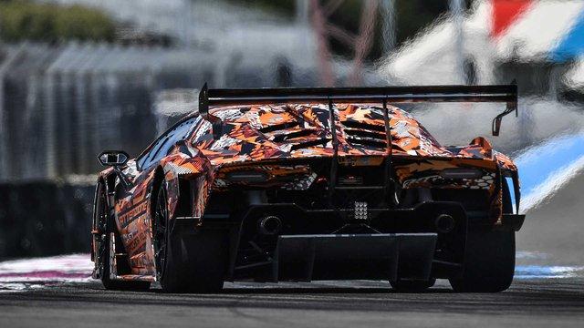 Lamborghini chính thức chào hàng SCV12 - Siêu xe Lamborghini V12 mạnh nhất lịch sử xuất hiện - Ảnh 3.