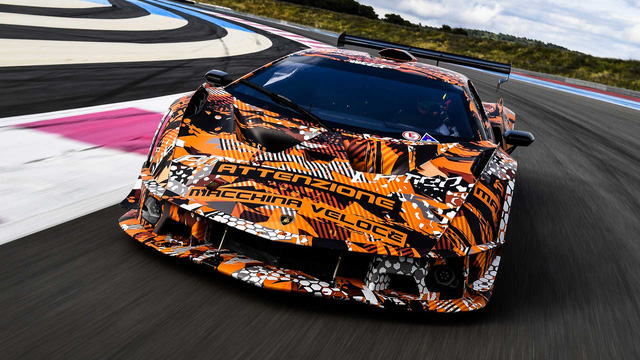 Lamborghini chính thức chào hàng SCV12 - Siêu xe Lamborghini V12 mạnh nhất lịch sử xuất hiện - Ảnh 1.