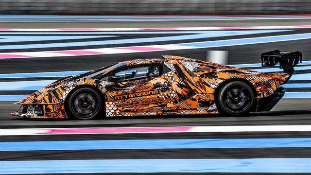 Lamborghini chính thức chào hàng SCV12 - Siêu xe Lamborghini V12 mạnh nhất lịch sử xuất hiện - Ảnh 2.