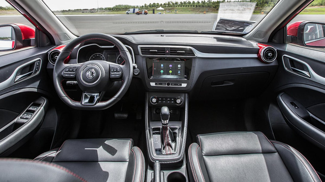 Lộ thông số bộ đôi MG HS và ZS sắp ra mắt Việt Nam: Nhiều công nghệ đấu Honda CR-V và Hyundai Kona - Ảnh 4.
