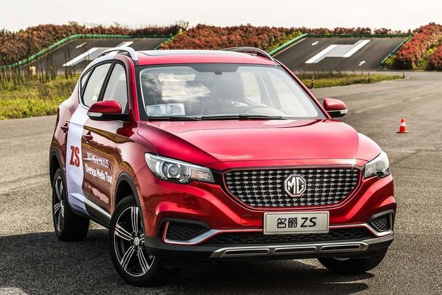 Lộ giá MG ZS và HS tại Việt Nam trước giờ G: Rải đều từ hơn 500 triệu đến 1 tỷ đồng, cạnh tranh Ford EcoSport, Mazda CX-5 - Ảnh 4.