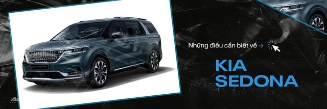 Chi tiết Kia Sedona 2021 ngoài đời thực: Đẹp như xe sang, dân Hàn đổ xô đặt mua, chờ THACO lắp ráp tại Việt Nam - Ảnh 11.