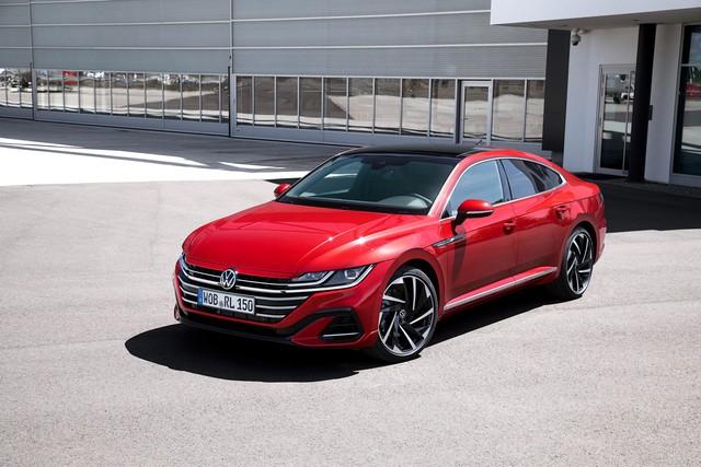 Ra mắt Volkswagen Arteon mới - Nỗ lực hoàn thành giấc mơ sang hoá sedan  - Ảnh 3.