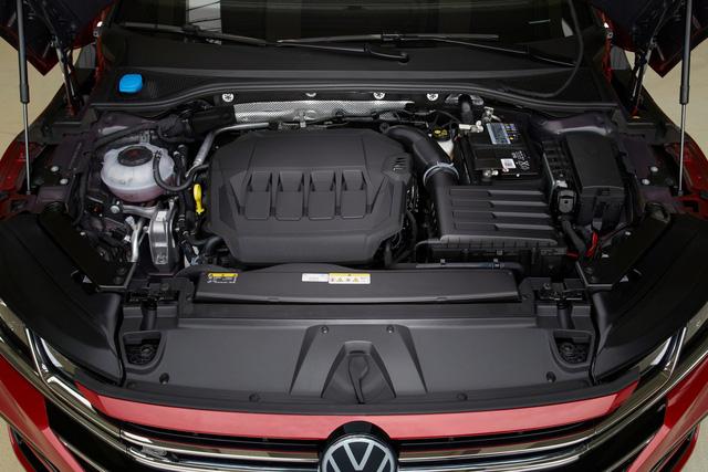 Ra mắt Volkswagen Arteon mới - Nỗ lực hoàn thành giấc mơ sang hoá sedan  - Ảnh 9.