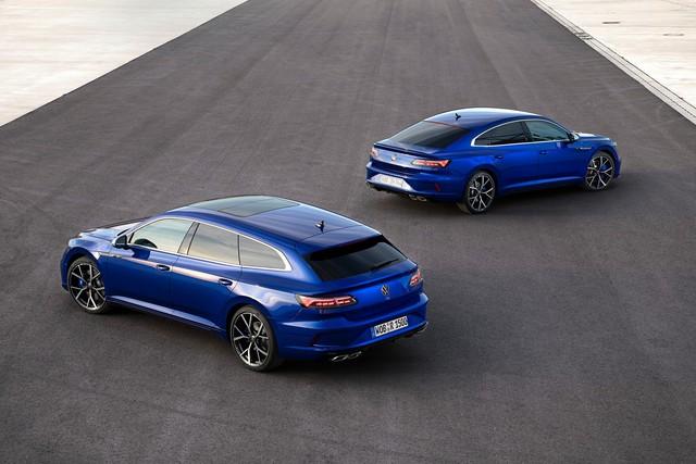 Ra mắt Volkswagen Arteon mới - Nỗ lực hoàn thành giấc mơ sang hoá sedan  - Ảnh 2.
