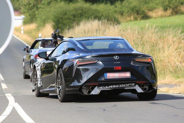 Xe nhanh nhất của Lexus đi vào ngõ cụt, bỏ cuộc trước BMW M8 Competition - Ảnh 2.