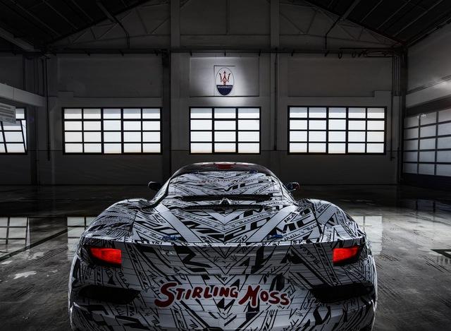 Maserati lại hé lộ thông tin về siêu xe mới, lần này là về động cơ với công nghệ lần đầu xuất hiện  - Ảnh 1.