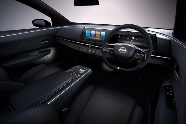 Đàn em X-Trail là Nissan Ariya hoàn thiện nhanh bất ngờ, ra mắt ngay tháng 7 này - Ảnh 4.